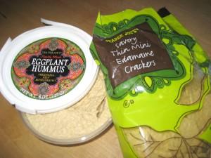 TJEggplant hummus