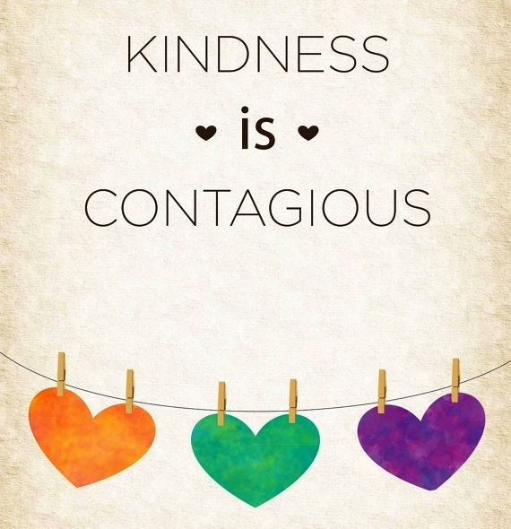 KindnessContagious