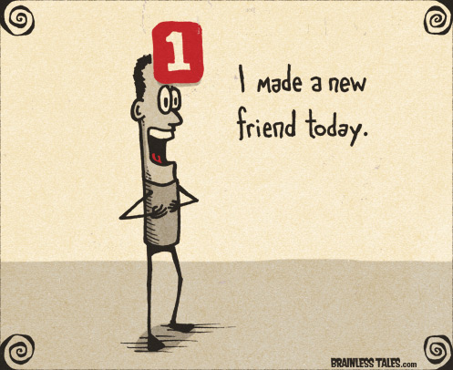 Back to School new-friend