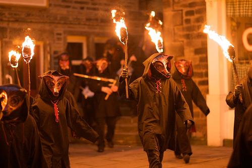 Halloween pagan-rituals