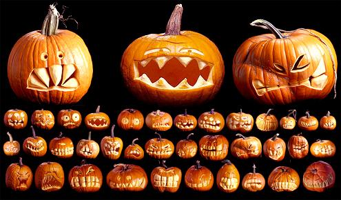 Pumpkin pumpkin-carving-inspiration