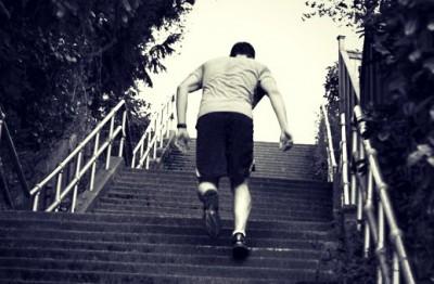 running-up-stairs