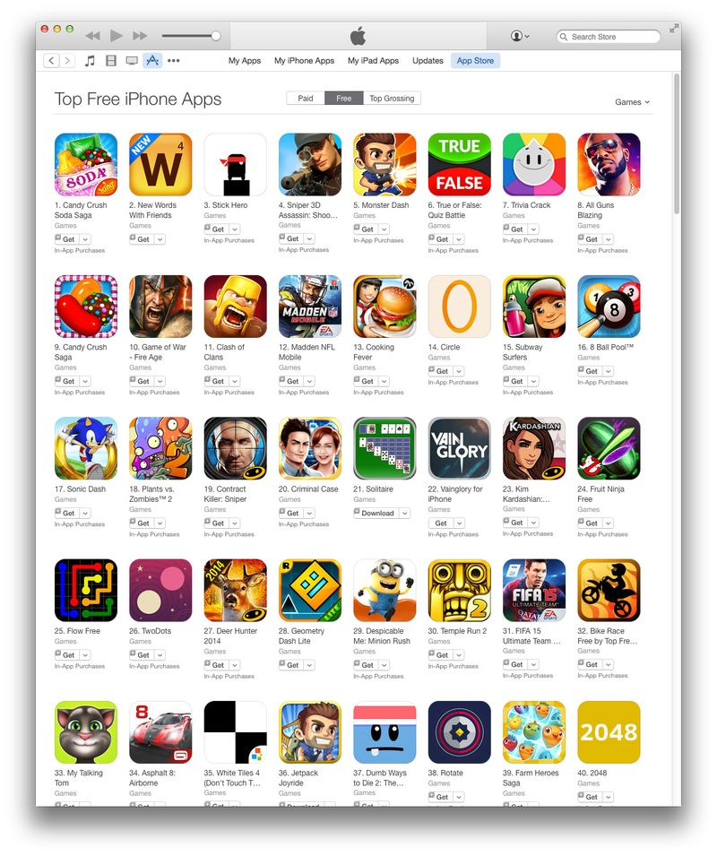 Mobile Gaming free_apps.0