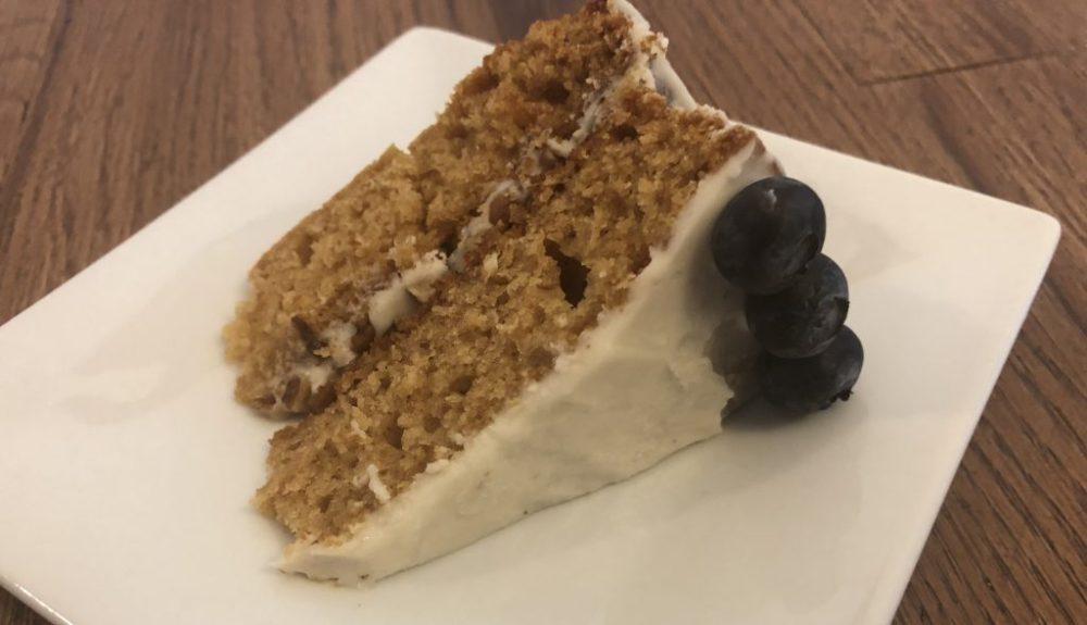 vegan white cake