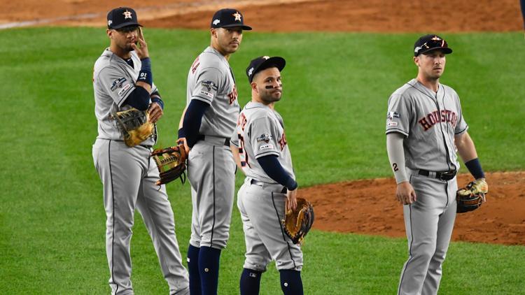 MLB scandal