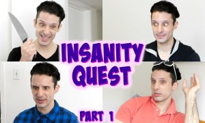 insanity quest