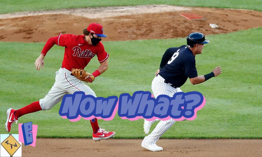 MLB 2020