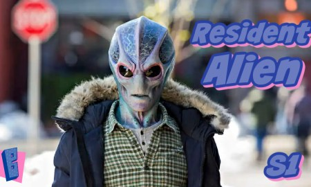 resident alien season 1