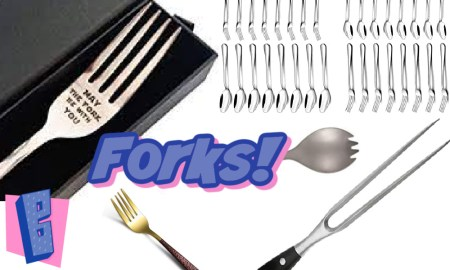 unique flatware