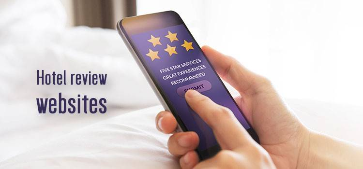Hotel review websites