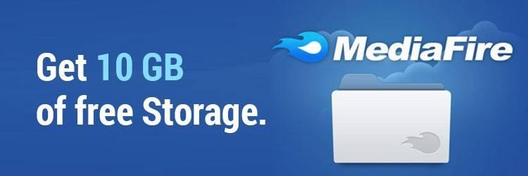 mediafire share a file free