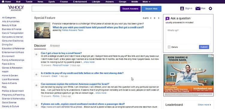 best alternative sites like quora