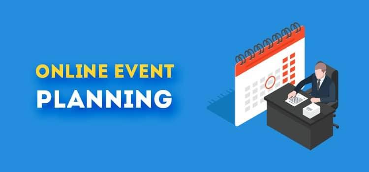 Online Event Planning