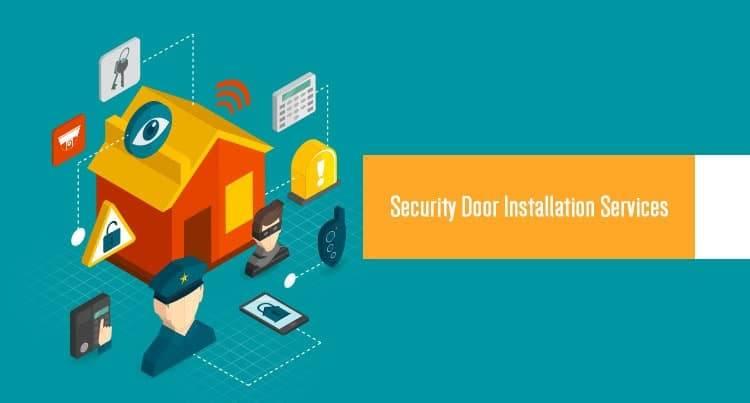 Security Door Installation Services
