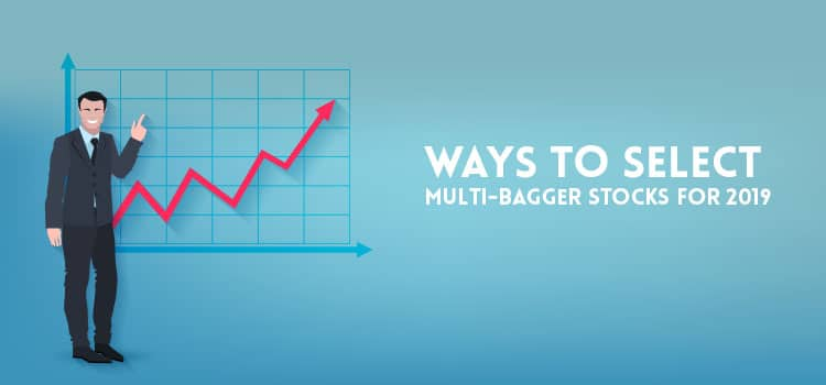 Ways To Select Multi-bagger Stocks For 2019