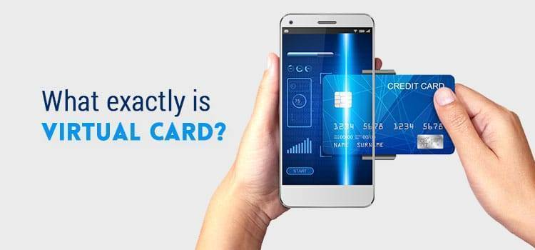 virtual debit card