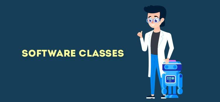 Software Classes