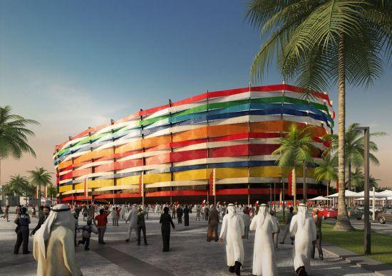 qatar 2022 2 Qatar 2022, des projets de stades plus durable et écologique ...