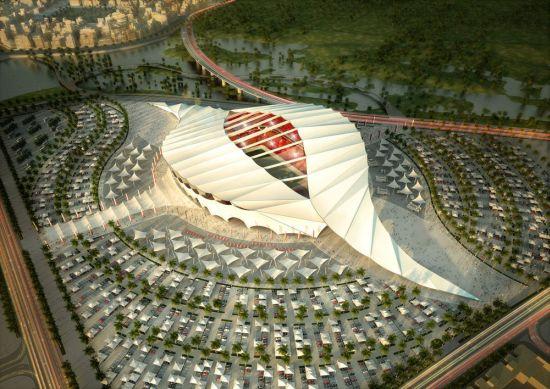 qatar 2022 6 Qatar 2022, des projets de stades plus durable et écologique ...