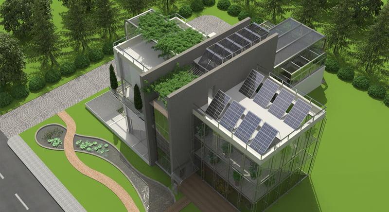 Sera Villa La Maison Autonome Du Futur