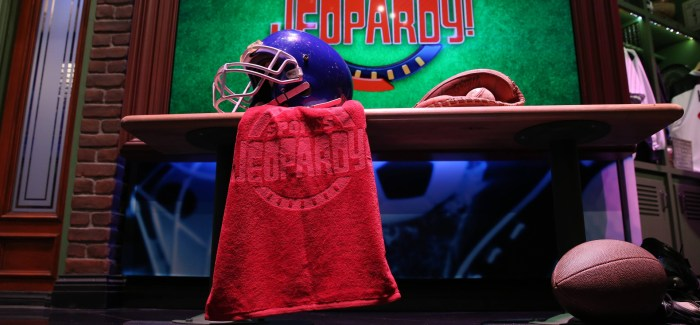 Review: Sports Jeopardy!