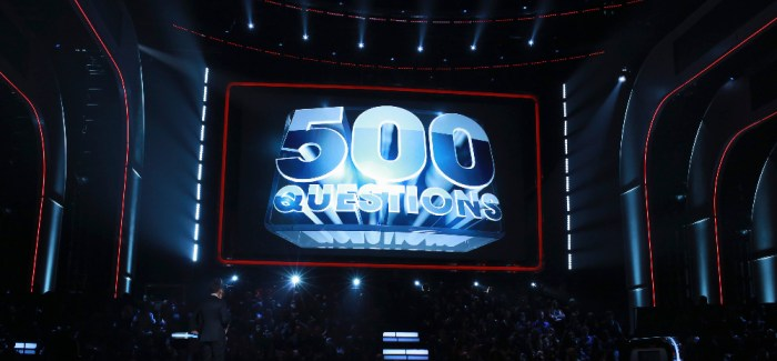 ABC Renews 500 Questions for Second Series