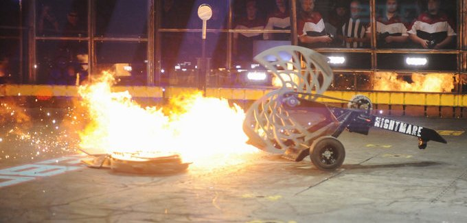 Watch: Unaired BattleBots Qualifying Matches
