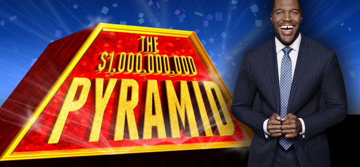 ABC Increases Top Prize of Pyramid Revival To One Billion Dollars