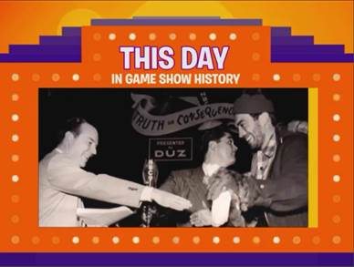 Buzzr Salutes 75th Anniversary of Television Game Shows on July 1st