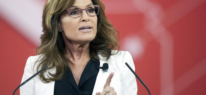 So…Sarah Palin is Going to be on Match Game