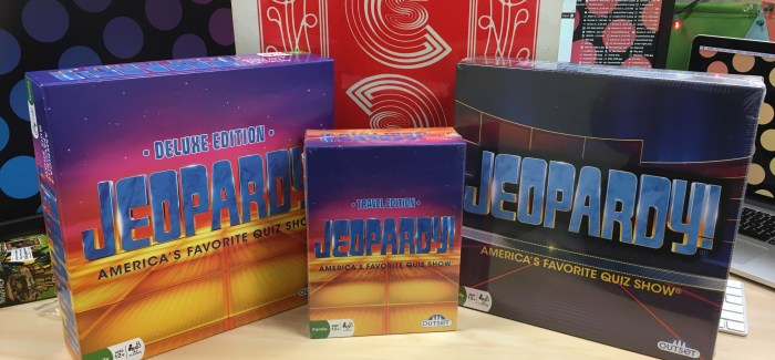 Review: Jeopardy! from Outset Media