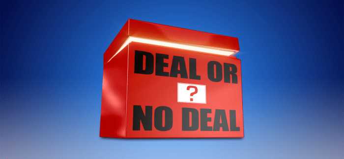 Watch: Every £250,000 Deal or No Deal Winner