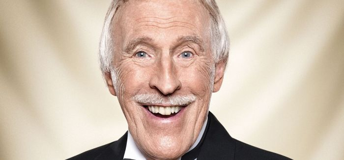 Sir Bruce Forsyth, 89