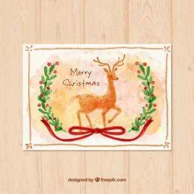 クリスマス,カード,テンプレート,無料