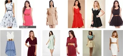 cool belted dresses for ladies
