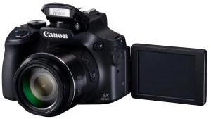 canon powershot sx60 hs camera - front view 2
