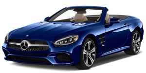 2018 Mercedes-Benz SL-Class luxury and sports car