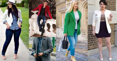 best ways to combine blazer and jeans