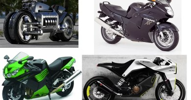 top world sports bikes