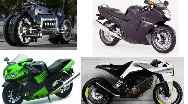 top world sports bikes