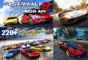 How To Download And Install Asphalt 8 Airborne 3.7.1 apk file