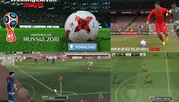How To Download And Install Pes 2018 Apk Iso Ppsspp + Data File