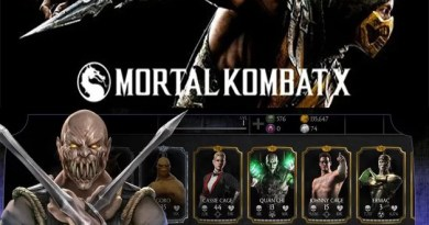 Download And Play Latest Mortal Kombat X - mkx