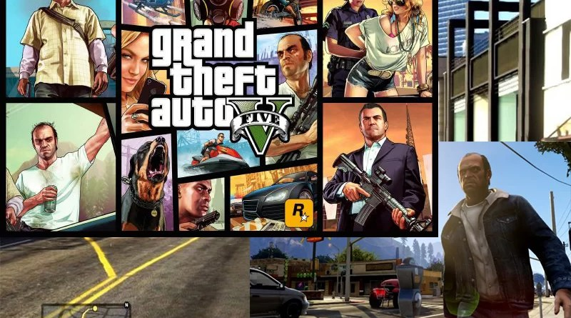 Download Setup Latest Grand Theft Auto V Game