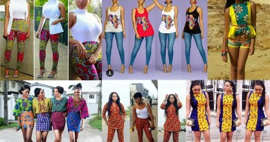 Trending Ankara Fashion Styles For Ladies