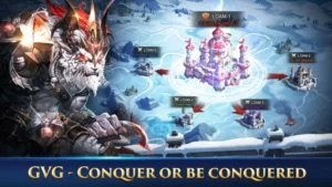 download league of angels apk and exe