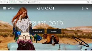 Gucci best luxury fashion designer company