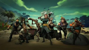 sea of thieves for android
