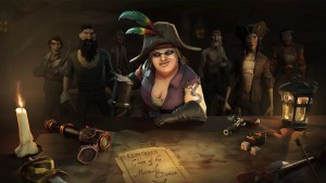 sea of thieves 3d video game