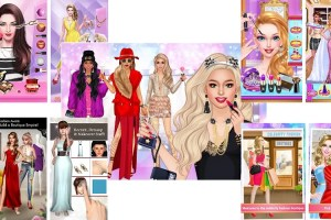 top fashion and beauty android simulation girls games